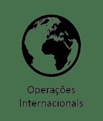 Operações Internacionais