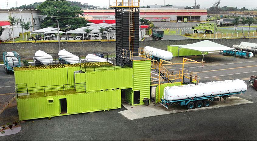 Centro de Treinamento Multimodal