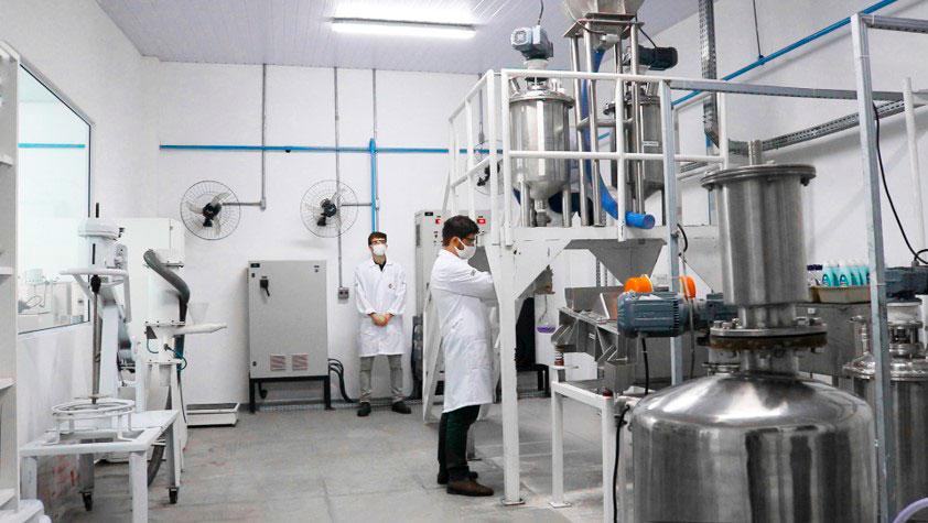 Laboratório de P&D