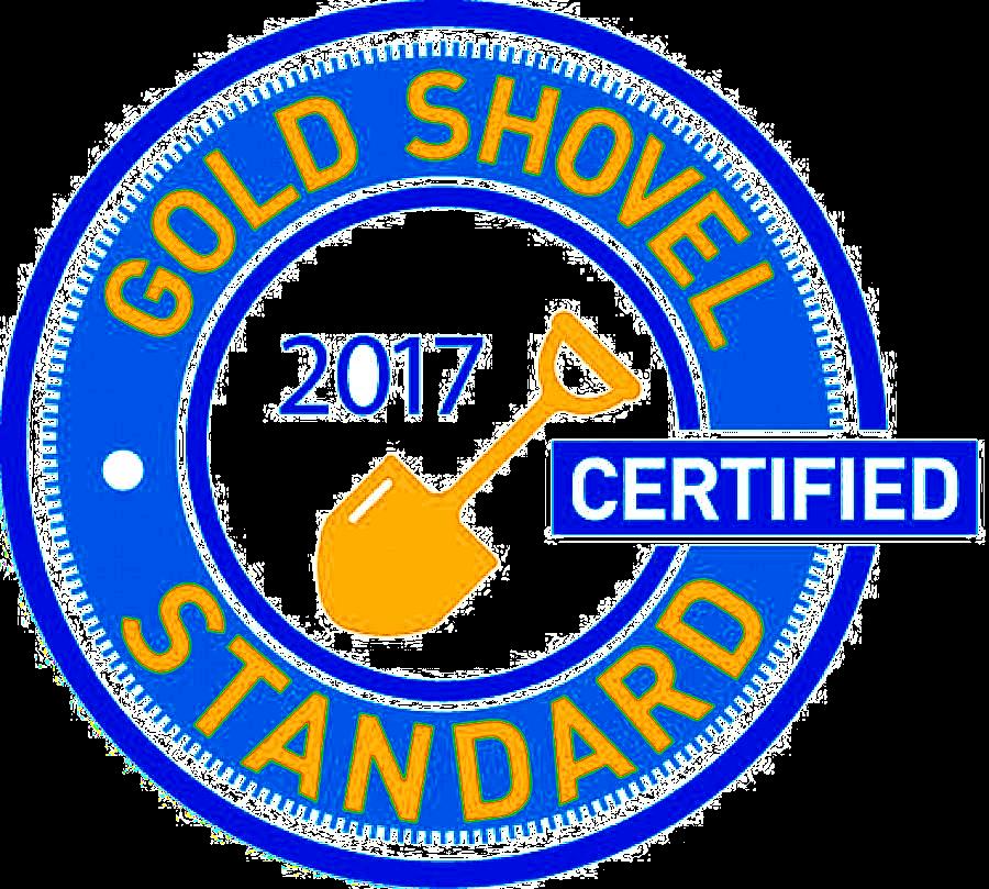 Gold Shovel Standard