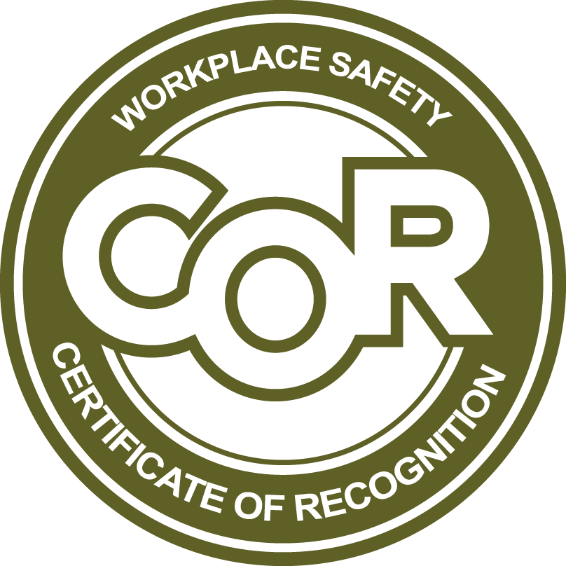 The Certificate of Recognition program